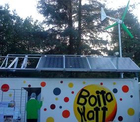 La Boitawatt présentée aux Rendez-Vous de l'Erdre à Nantes