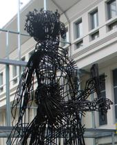 Sculpture d'Ada Lovelace