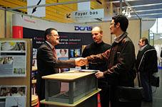 Forum Atlantique 2009 : rencontres entre étudiants et entreprises