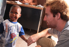 Xavier Louargant, diplômé Polytech, témoigne de son expérience en Haïti
