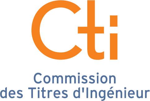 Logo de la Commission des Titres Ingénieur (CTI)