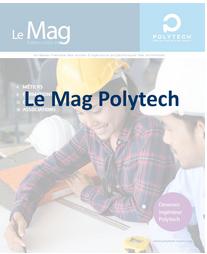 magazine réseau Polytech 2020-2021