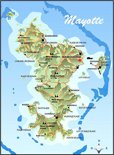 Mayotte. Source : www.mayotte-online.fr