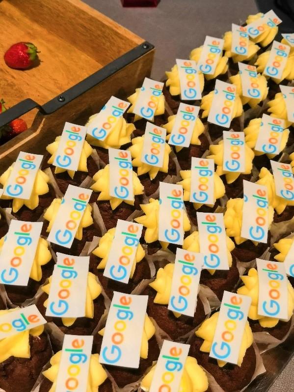 Desserts Google