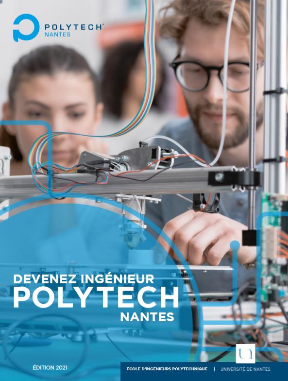 Plaquette admission 2021 Polytech Nantes
